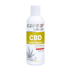 CBD body balsam 200 ml