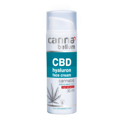 CBD hyaluron face cream 30 ml