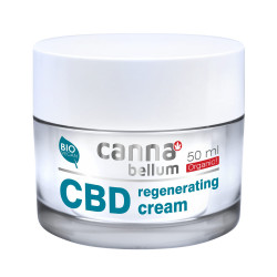 CBD regenerating cream 50 ml